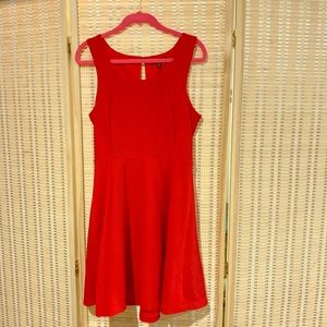 Red Dress from Express size XS